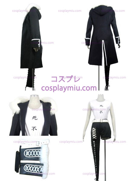 D, ? Gray-Man, Justin Cordero Cosplay costume