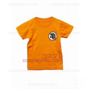 Dragon Ball Kame Letter Cosplay Costume