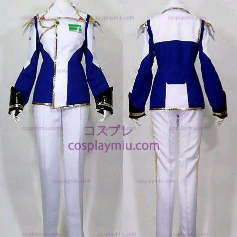 Cagalli Uniform Costume from Gundam Seed
