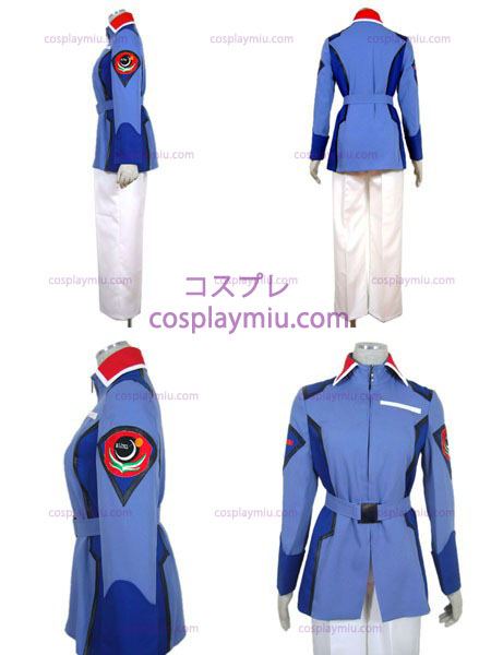 Kira Yamato ? Earth GUMDA SEED army uniforms