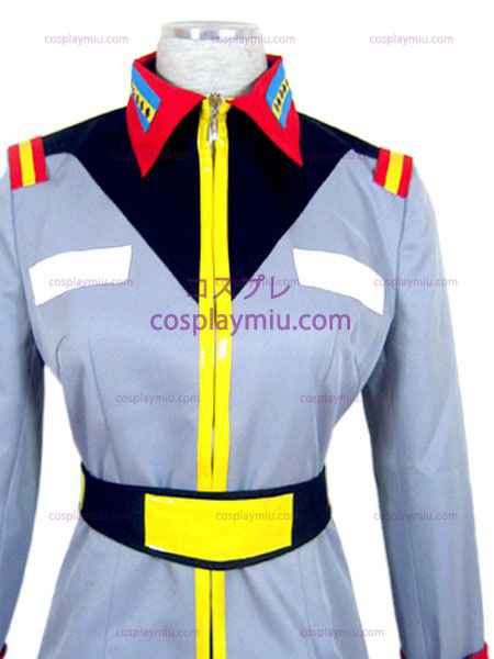 Women's uniform Earth Federation Forces Mobile Suit Gundam