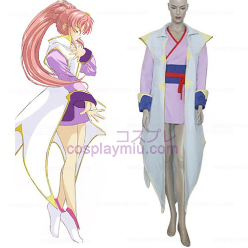 Gundam Seed Lacus Clyne Fighting Cosplay Costume