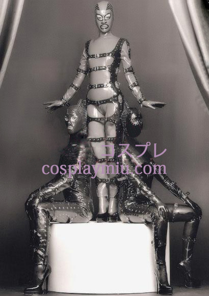 Full Body Fetter Latex Costume